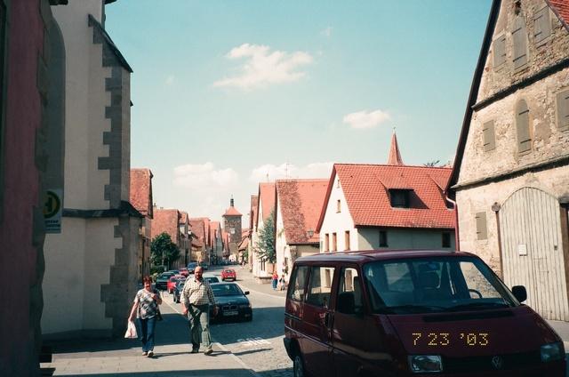 跟著 Mikey 一家去旅行 - 【 德國 】德奧之旅 Day 5