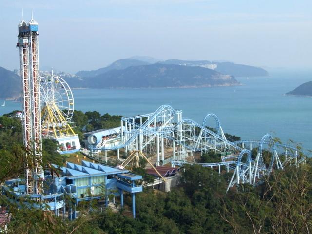 跟著 Mikey 一家去旅行 - 【 香港 】海洋公園