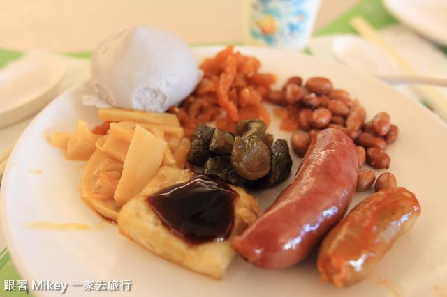跟著 Mikey 一家去旅行 - 【 楊梅 】東森山林渡假酒店 - 早餐篇