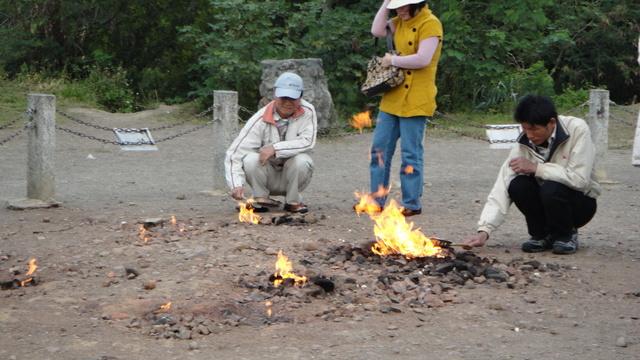 跟著 Mikey 一家去旅行 - 【 恆春 】出火特別景觀區