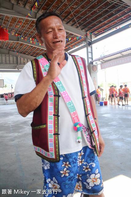 跟著 Mikey 一家去旅行 - 【 鹿野 】巴拉雅拜部落豐年祭