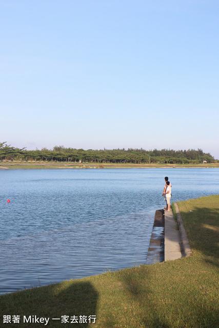 跟著 Mikey 一家去旅行 - 【 台東 】黑森林琵琶湖