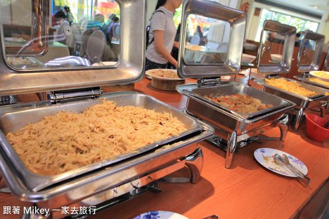 跟著 Mikey 一家去旅行 - 【 卑南 】高野大飯店 - 早餐篇