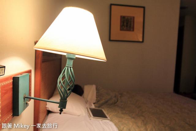 跟著 Mikey 一家去旅行 - 【 卑南 】高野大飯店 - 房間篇