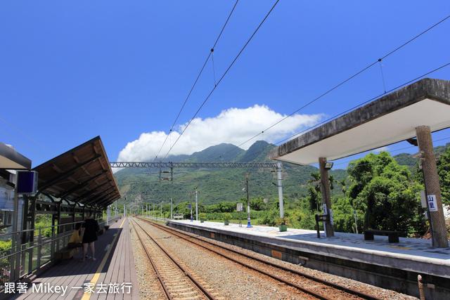跟著 Mikey 一家去旅行 - 【 卑南 】山里車站 - 傳說中到不了的車站
