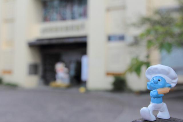 跟著 Mikey 一家去旅行 - 【 和平 】梨山文物陳列館