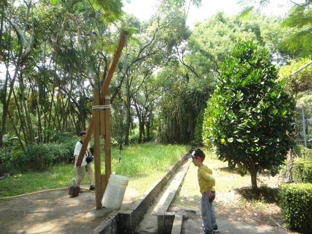 跟著 Mikey 一家去旅行 - 【 台南 】走馬瀨農場