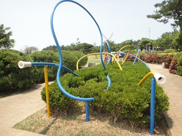 跟著 Mikey 一家去旅行 - 【 新豐 】小叮噹科學遊樂區