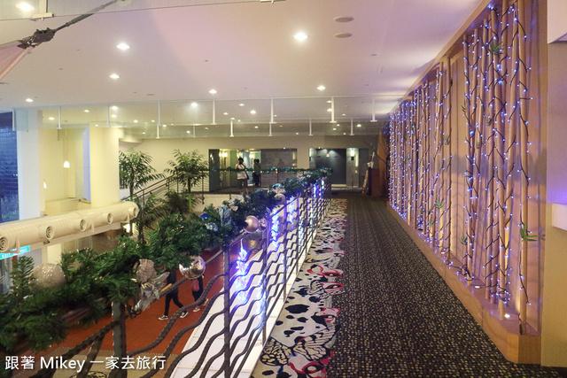 跟著 Mikey 一家去旅行 - 【 恆春 】墾丁夏都沙灘酒店 - 普羅館 - 室內設施篇