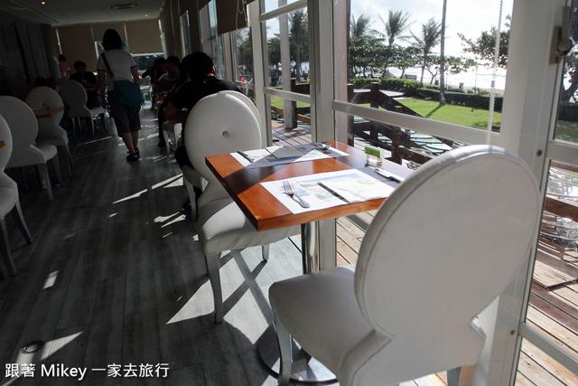 跟著 Mikey 一家去旅行 - 【 恆春 】墾丁夏都沙灘酒店 - 普羅館 - 愛情海西餐廳 - 早餐篇