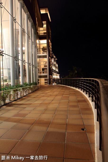 跟著 Mikey 一家去旅行 - 【 恆春 】墾丁夏都沙灘酒店 - 波西塔諾館 - 夜景篇
