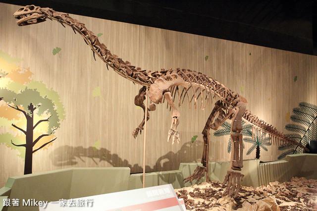 跟著 Mikey 一家去旅行 - 【 台中 】國立自然科學博物館 - 恐龍蛋.誕恐龍