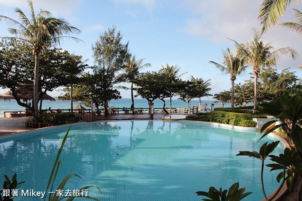 跟著 Mikey 一家去旅行 - 【 恆春 】墾丁夏都沙灘酒店 - 波西塔諾館 - 設施篇