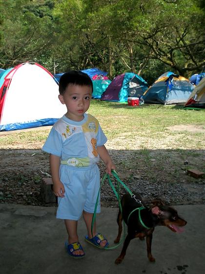 跟著 Mikey 一家去旅行 - 【 坪林 】虎寮潭休閒渡假山莊