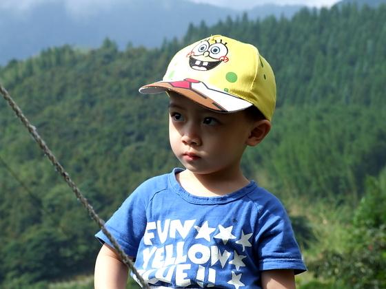 跟著 Mikey 一家去旅行 - 【 五峰 】巴斯瓜藍