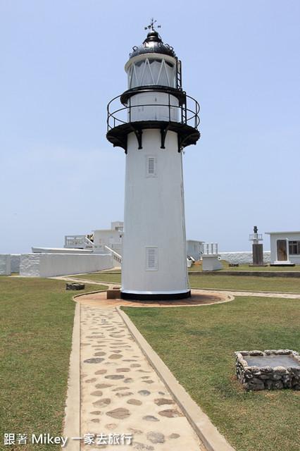 跟著 Mikey 一家去旅行 - 【 馬公 】漁翁島燈塔