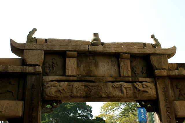 跟著 Mikey 一家去旅行 - 【 台南 】孔廟