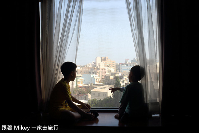 跟著 Mikey 一家去旅行 - 【 馬公 】元泰大飯店 - 房間篇