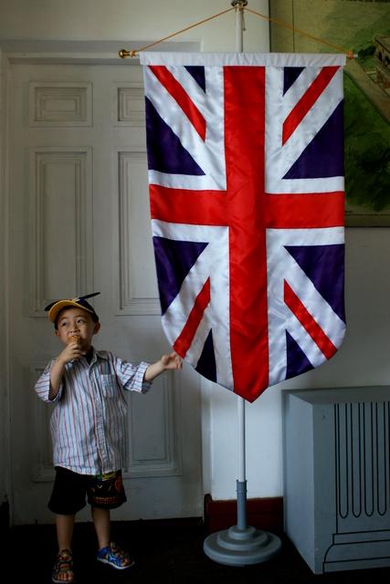 跟著 Mikey 一家去旅行 - 【 鼓山 】打狗英國領事館文化園區