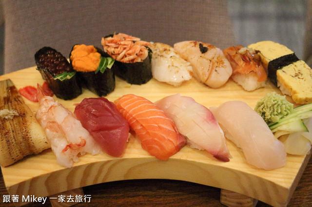 跟著 Mikey 一家去旅行 - 【 中正 】和歌壽司 - 美食篇