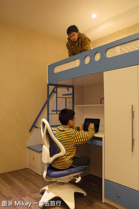跟著 Mikey 一家去旅行 - 【 新家裝潢 】小孩房篇