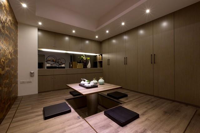 跟著 Mikey 一家去旅行 - 【 新家裝潢 】和室篇