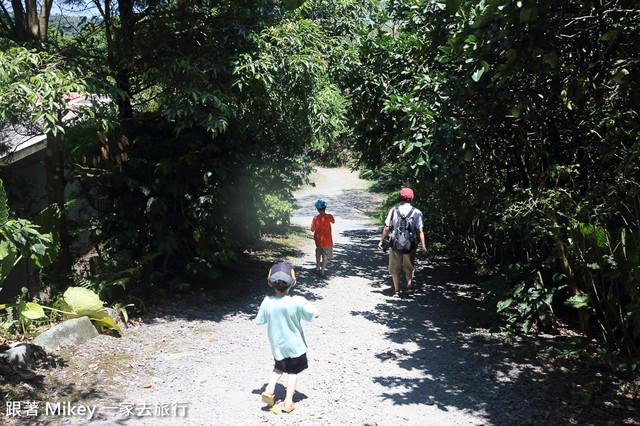 跟著 Mikey 一家去旅行 - 【 冬山 】三富休閒農場