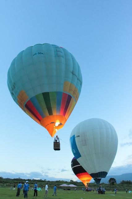 跟著 Mikey 一家去旅行 - 【 光復 】大農大富平地森林園區 - 2013 花蓮翱翔季