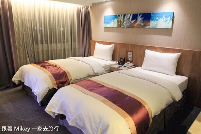 跟著 Mikey 一家去旅行 - 【 花蓮 】花蓮富野渡假酒店 - 環境、房間篇