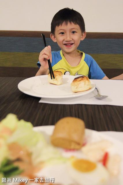 跟著 Mikey 一家去旅行 - 【 花蓮 】花蓮富野渡假酒店 - 早餐篇