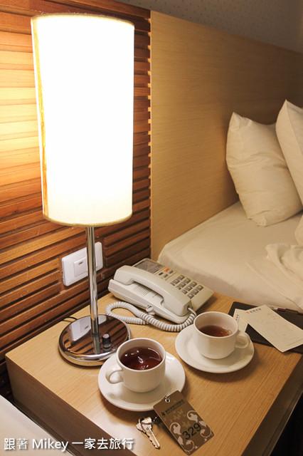 跟著 Mikey 一家去旅行 - 【 卑南 】知本富野渡假酒店 - 房間篇