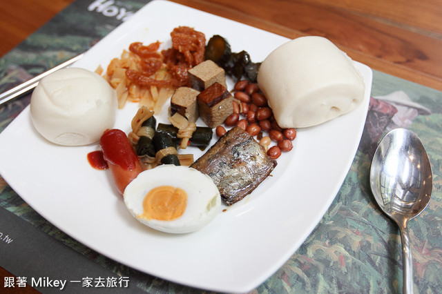跟著 Mikey 一家去旅行 - 【 卑南 】知本富野渡假酒店 - 早餐篇