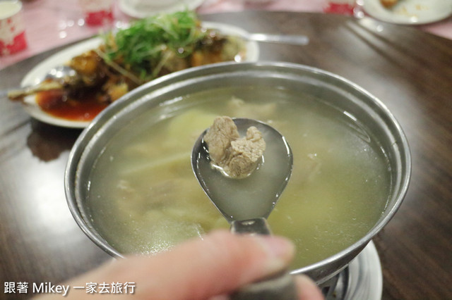 跟著 Mikey 一家去旅行 - 【 嘉義 】金牌川菜料理