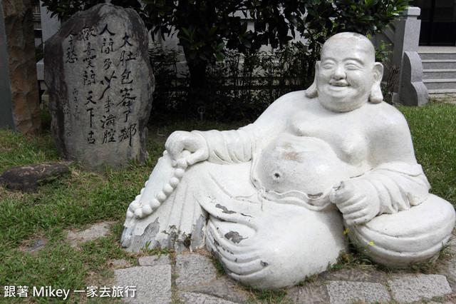 跟著 Mikey 一家去旅行 - 【 台中 】寶覺禪寺
