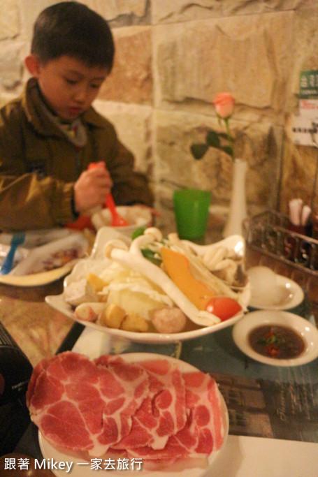 跟著 Mikey 一家去旅行 - 【 仁愛 】清境佛羅倫斯君士坦丁堡 - 晚餐篇