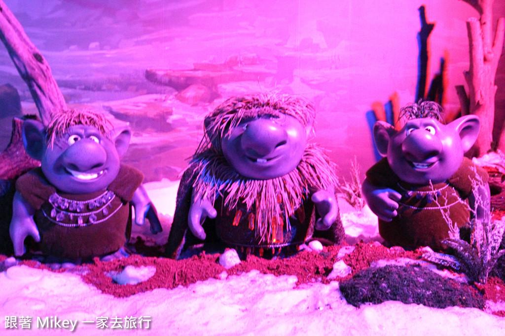 跟著 Mikey 一家去旅行 - 【 台北 】冰雪奇緣冰紛特展