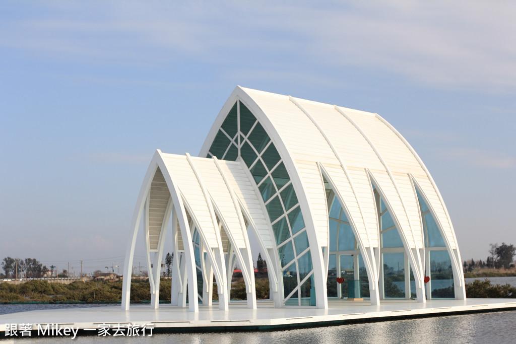 跟著 Mikey 一家去旅行 - 【 北門 】水晶教堂