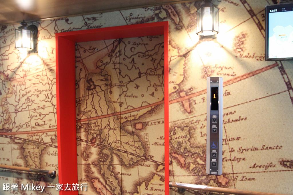跟著 Mikey 一家去旅行 - 【 箱根 】蘆之湖海盜船