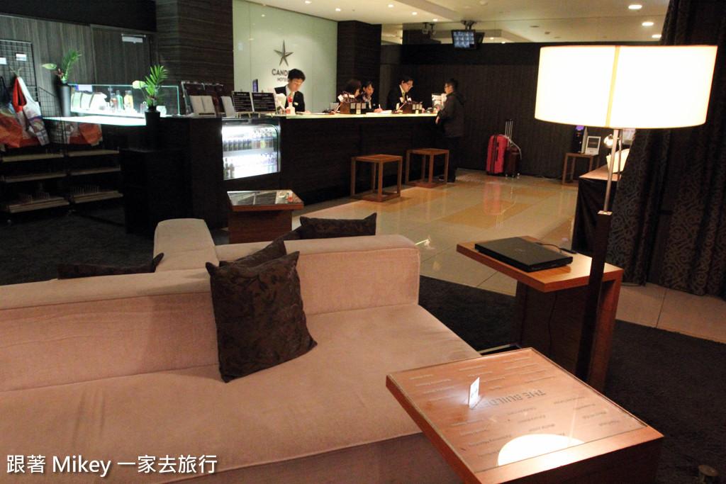 跟著 Mikey 一家去旅行 - 【 上野 】上野 Candeo 飯店