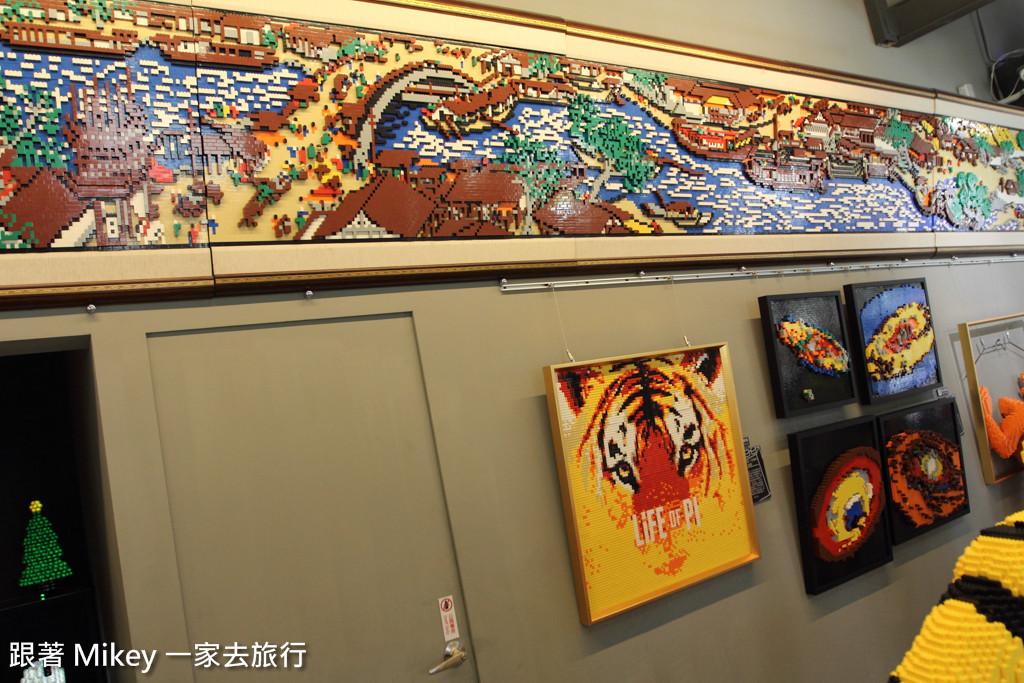 跟著 Mikey 一家去旅行 - 【 宜蘭 】積木方舟博物館 - Part II