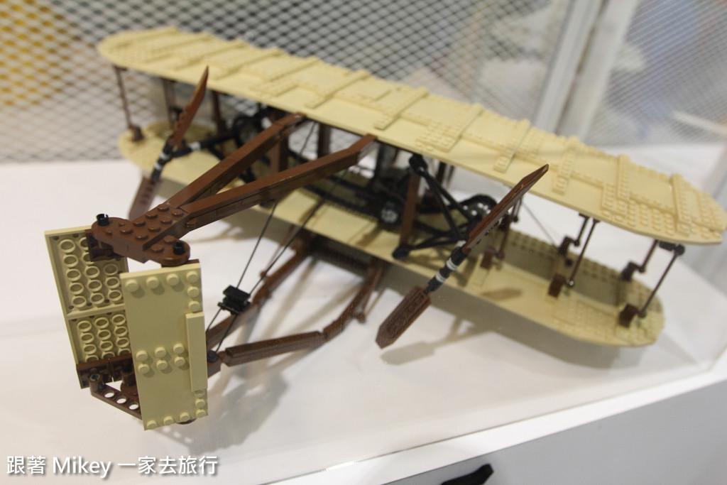 跟著 Mikey 一家去旅行 - 【 宜蘭 】積木方舟博物館 - Part III