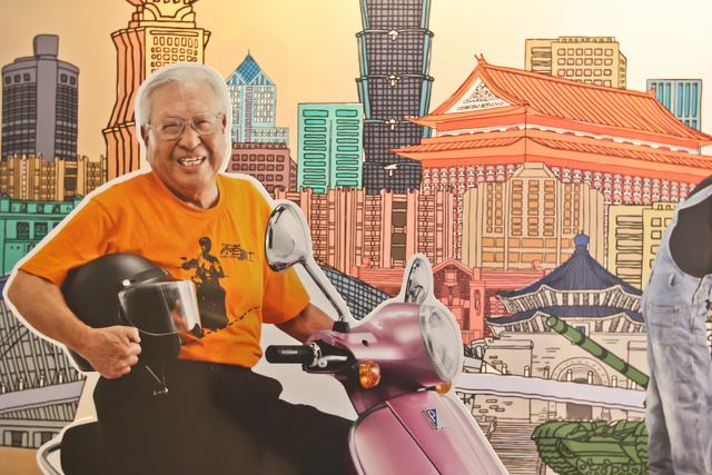 跟著 Mikey 一家去旅行 - 【 台北 】不老夢想、微孝城市