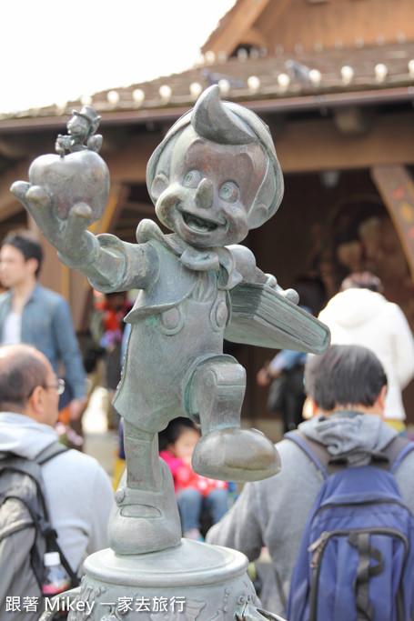 跟著 Mikey 一家去旅行 - 【 舞浜 】東京迪士尼樂園 Tokyo Disneyland - Part III