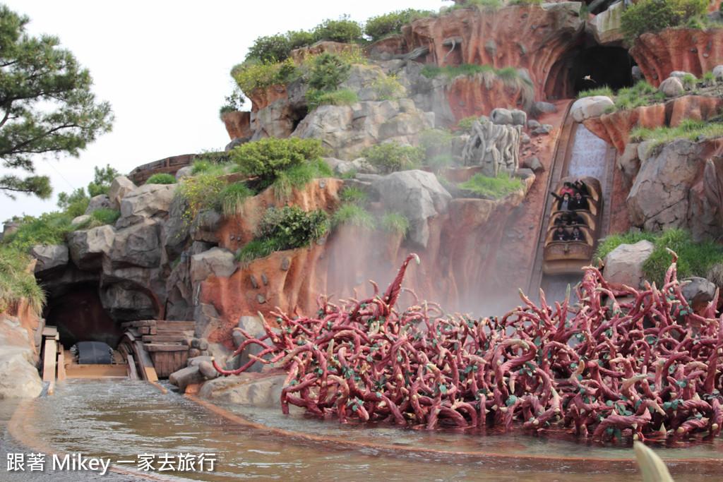 跟著 Mikey 一家去旅行 - 【 舞浜 】東京迪士尼樂園 Tokyo Disneyland - Part IV