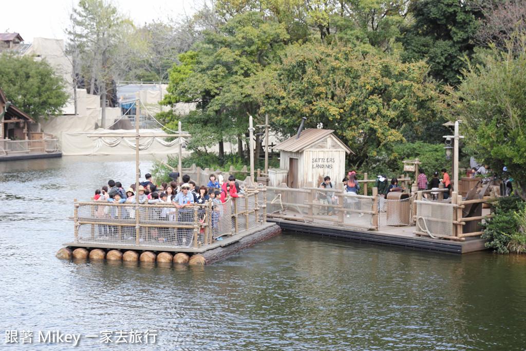 跟著 Mikey 一家去旅行 - 【 舞浜 】東京迪士尼樂園 Tokyo Disneyland  - Part V