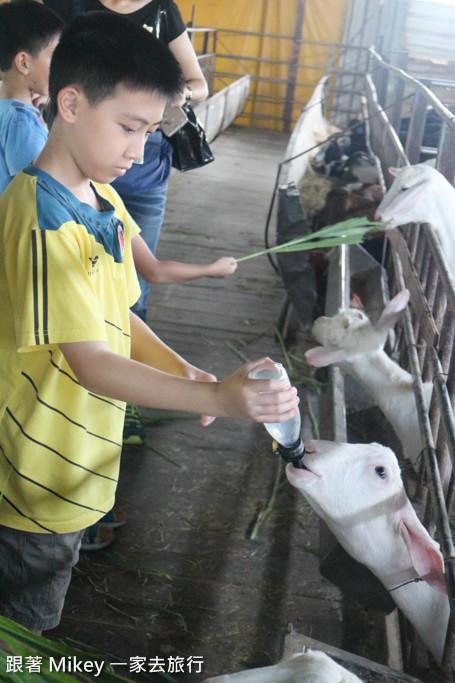 跟著 Mikey 一家去旅行 - 【 冬山 】宜農牧場