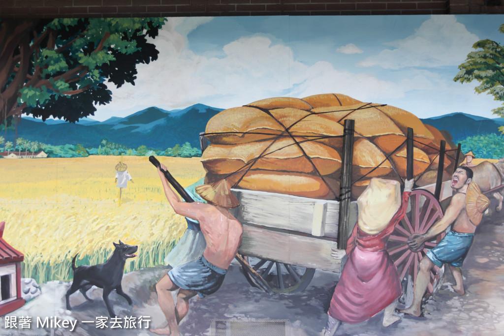 跟著 Mikey 一家去旅行 - 【 五結 】虎牌米粉那個年代觀光工廠 - 環境篇