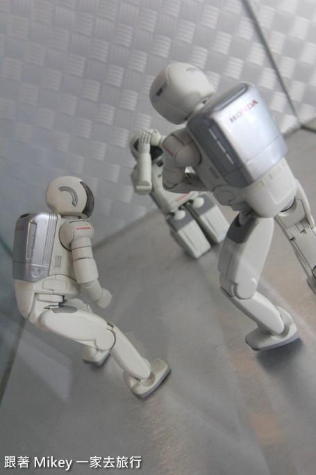 跟著 Mikey 一家去旅行 - 【 桃園 】祥儀機器人夢工廠 - Part I