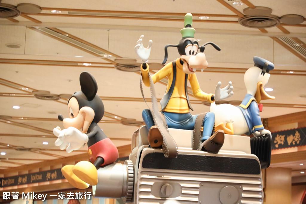 跟著 Mikey 一家去旅行 - 【 舞浜 】BON VOYAGE
