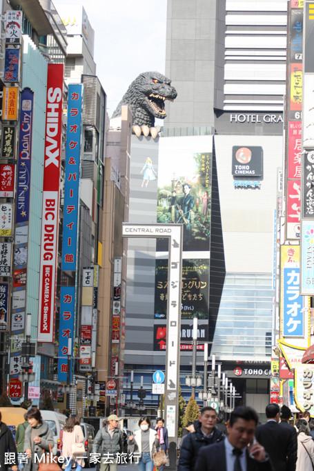 跟著 Mikey 一家去旅行 - 【 新宿 】新宿街頭